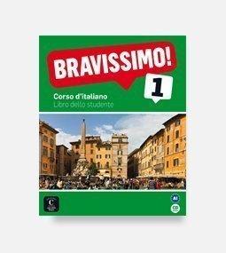 Bravissimo! 1 - Libro dello studente (copertina)