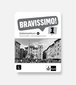 Bravissimo 1 lessico e grammatica versione tedesca - Letto in tedesco ...